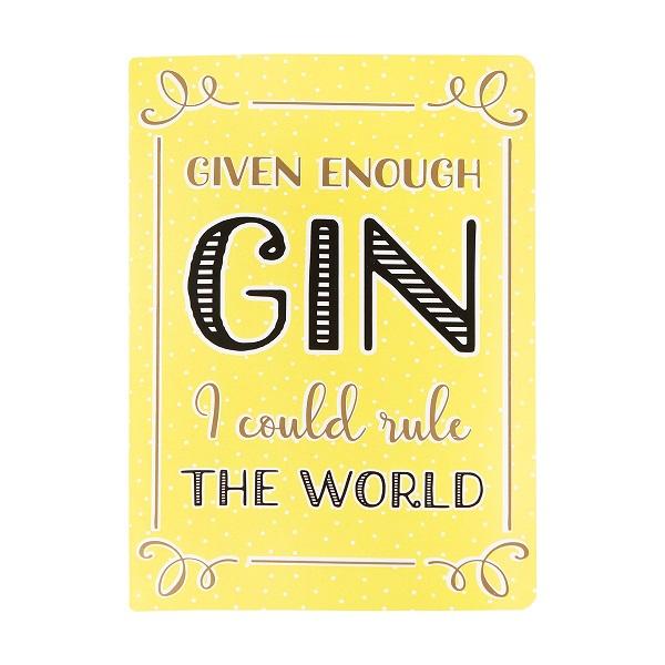 A5-Notitieboekje-Gin-Time-Rule-the-World